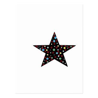 starcolour cartão postal