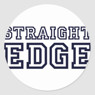 StraightEdge Adesivo