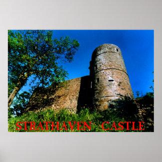 strathaven o castelo pôsteres
