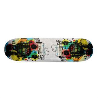 Street Shape De Skate 18,7cm