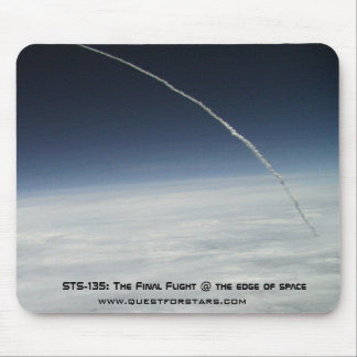 STS-135: O vôo final na borda do espaço Mouse Pad