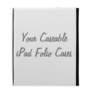 Sua caixa do fólio do iPad de Caseable