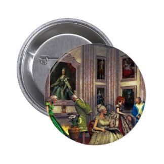 Suas fotos em uma galeria de arte histórica boton