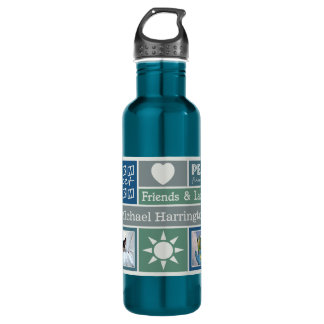 SUAS FOTOS & garrafas de água feitas sob encomenda