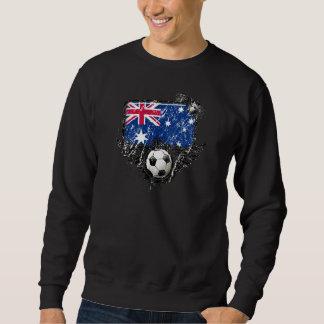Suéter Fãs de futebol Austrália