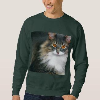 Suéter gato CCO.