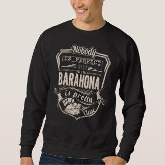 Suéter Ser BARAHONA é bonito. Aniversário do presente