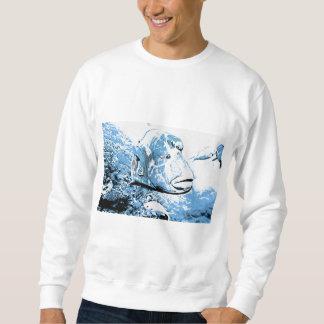 Suéter Um peixe chamou Wally