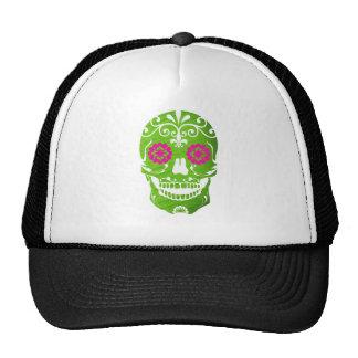 Sugar Skull Cap Boné