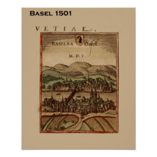 Suiça histórica, Basileia 1501