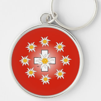 Suíça Suisse Svizzera Svizra porta-chaves
