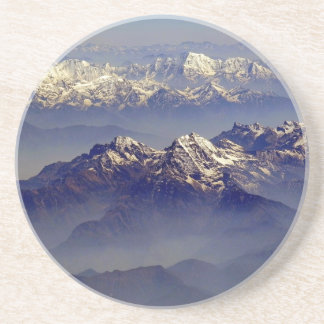 Sul Avion de Himalaya Porta Copos De Arenito