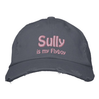 Sully é meu Flyboy, US Airways, vôo 1549 Bonés Bordados