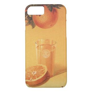 Sumo de laranja soviético capa iPhone 7