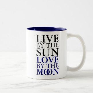 Sun e caneca da lua