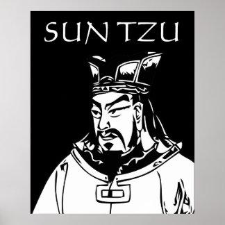 SUN TZU -- Estratega militar Poster