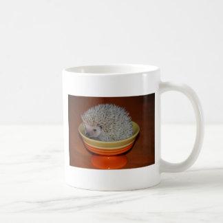 Sundae do ouriço caneca de café