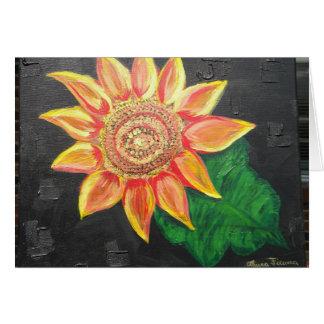 Sunfire Cartão Comemorativo