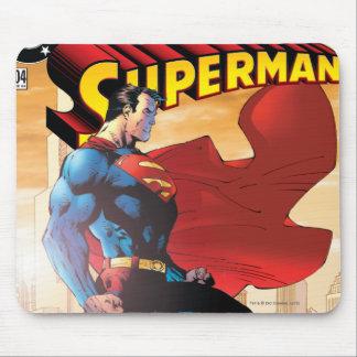 Superman #204 o 4 de junho mouse pad