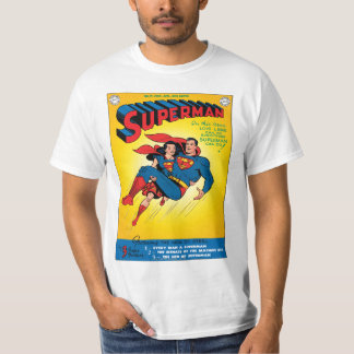 Superman #57 t-shirts