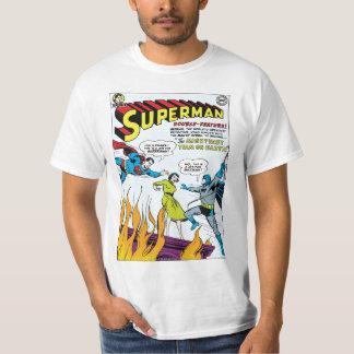 Superman (dupla característica com Batman) T-shirt