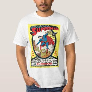 Superman (história completa) camiseta