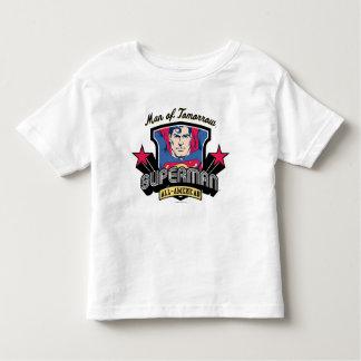 Superman - homem de amanhã t-shirts