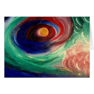 Supernova - cartão