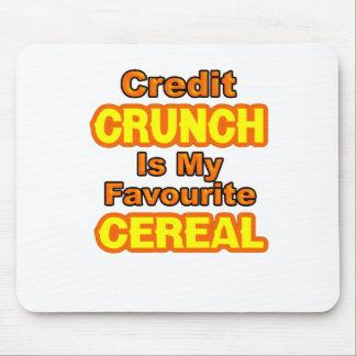 Supressão de créditos engraçada mouse pads