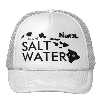 Surf da água salgada do NaCL Boné