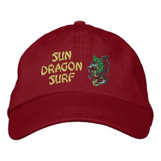 Surf do dragão de Sun Boné Bordado