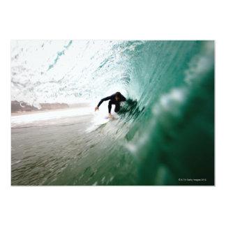 Surfista Convite 12.7 X 17.78cm