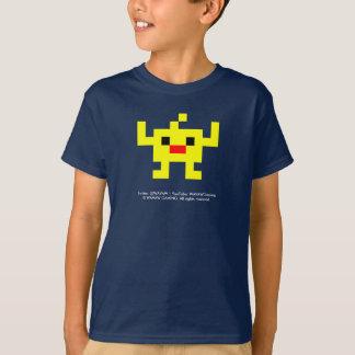 SurrenderMan™ - o caráter 8bit caçoa t-shirt