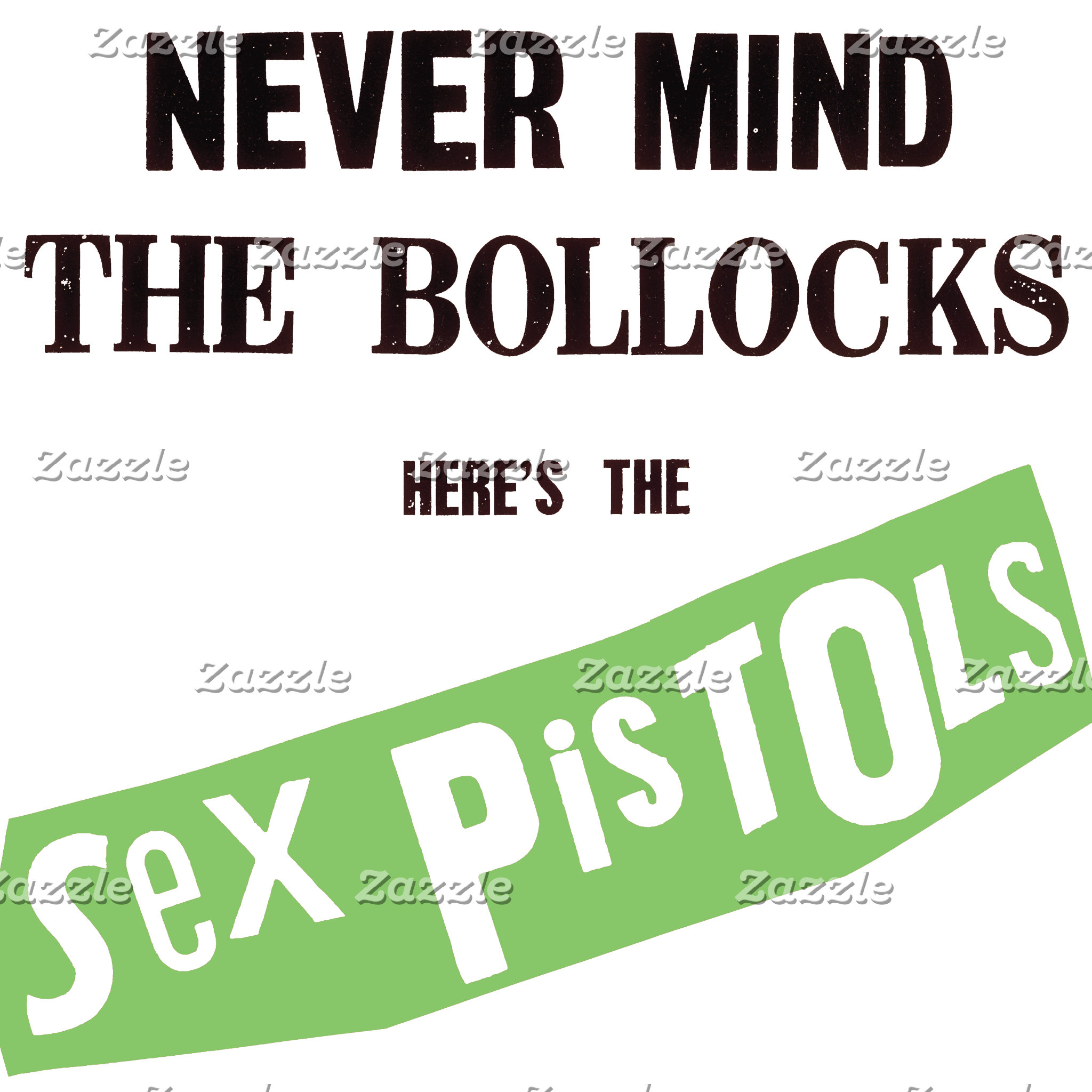 Never Mind the Bollocks Logo