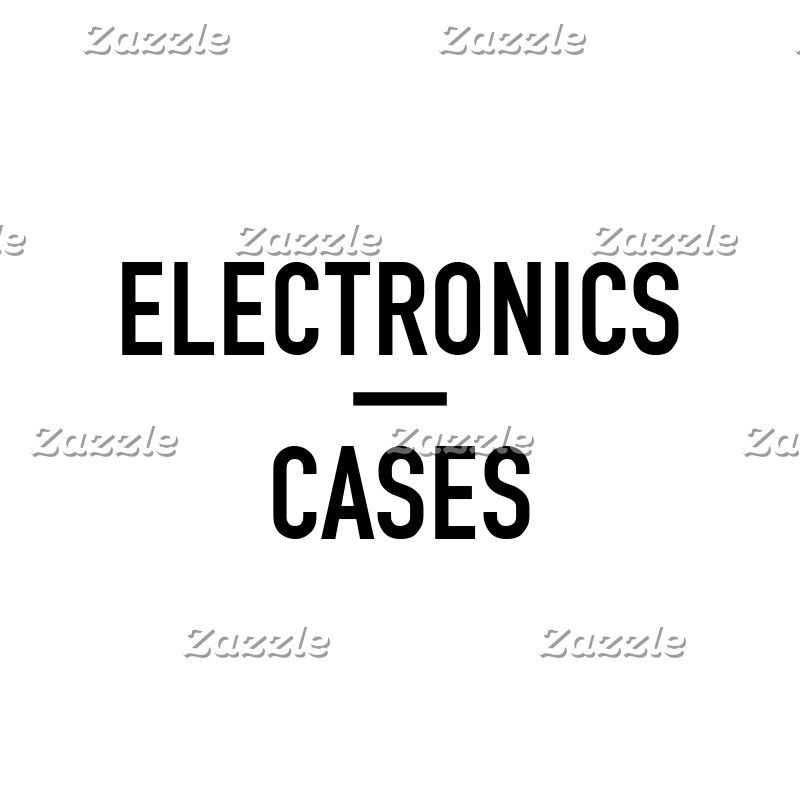 Electronics   Cases