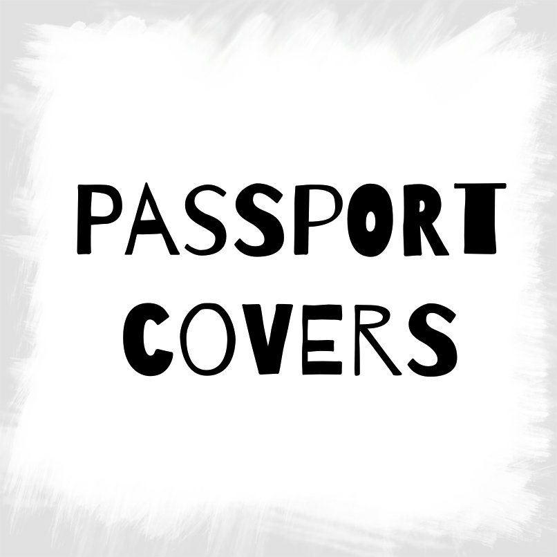 Baby Passport Covers