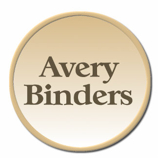 Avery Binders Albums