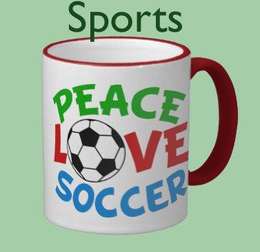 Sports Mugs