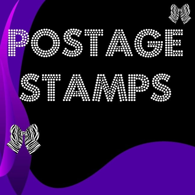 Stamps POSTAGE