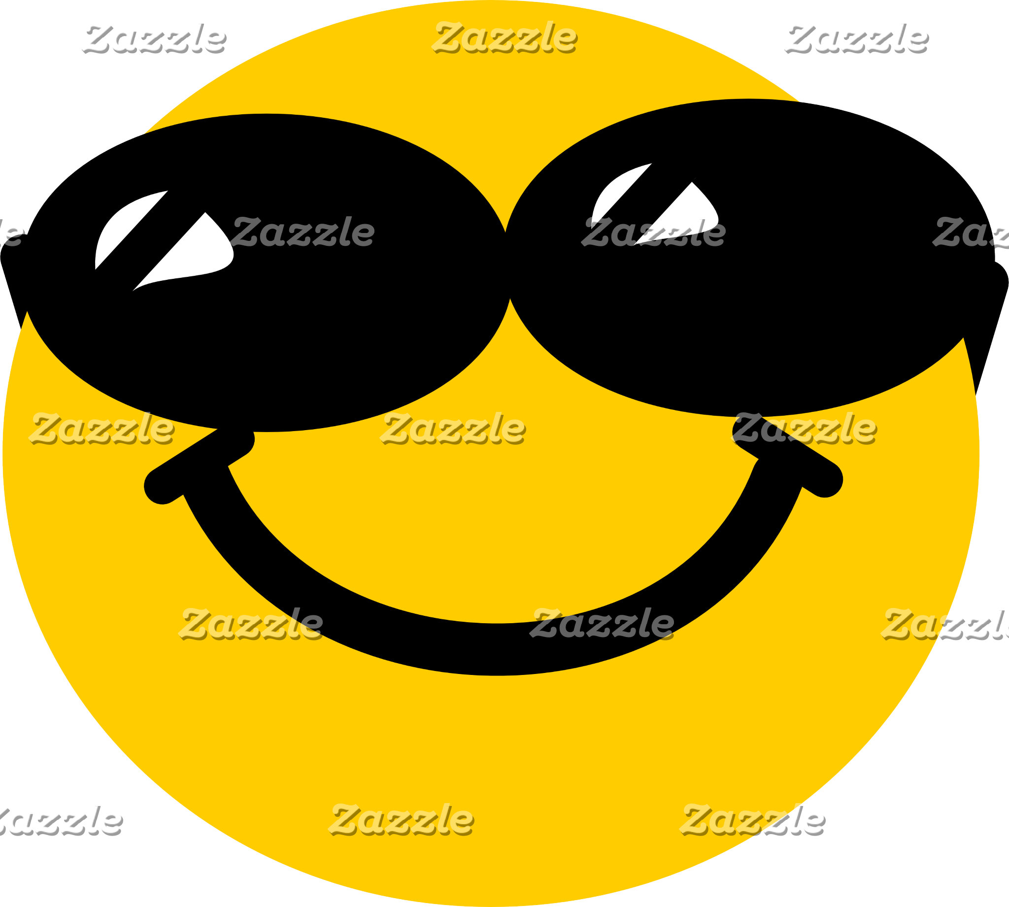 Cool Sunglasses Smiley