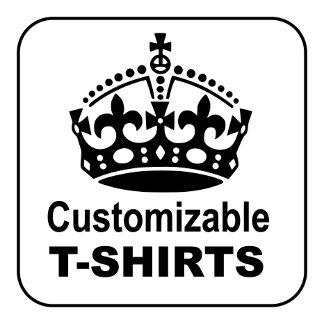 Customizable Keep Calm T-Shirts
