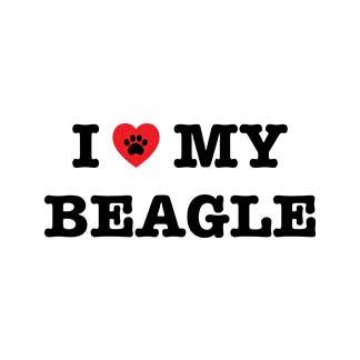 I Heart My Beagle