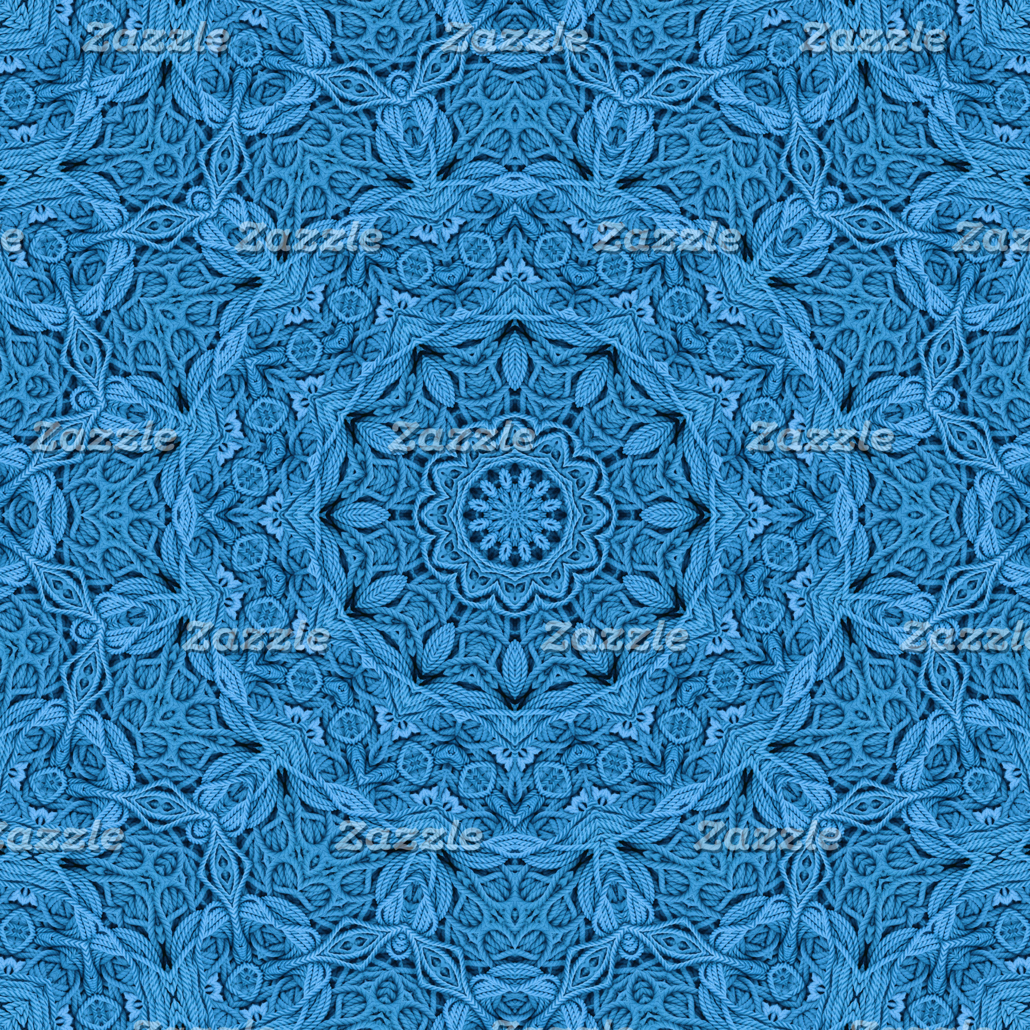 Decorative  Blue