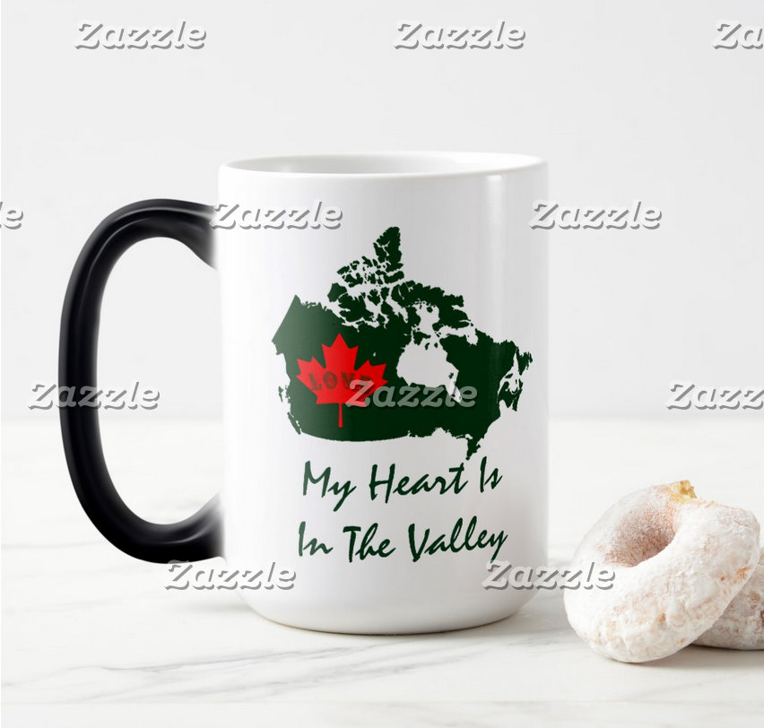 Love Canada  Shirts Decor & More