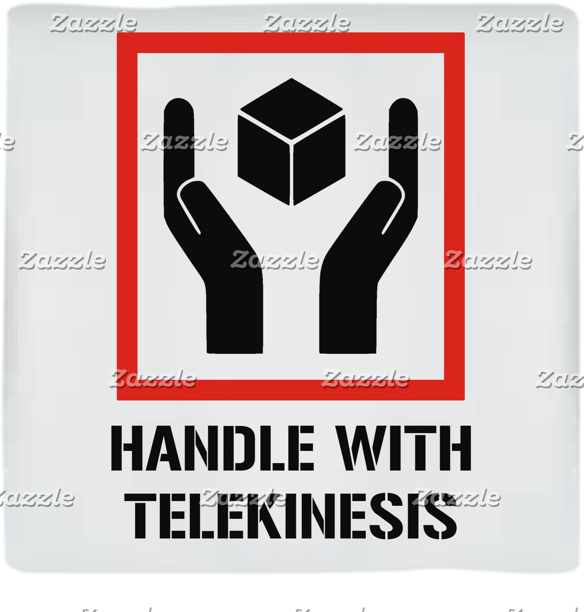 Handle With Telekinesis