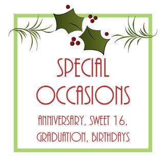 ~Special Occasions