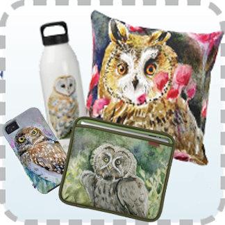 Wildlife owls