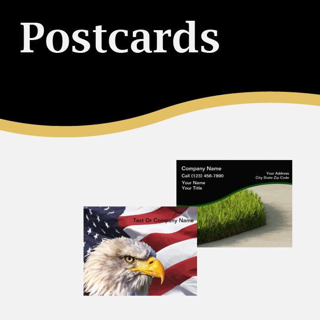 Business Postcards