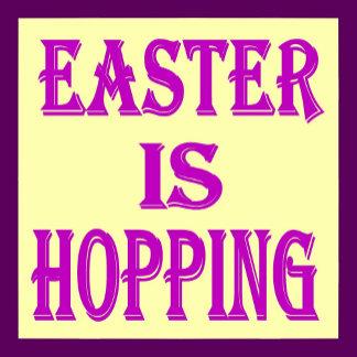 Easter is Hopping