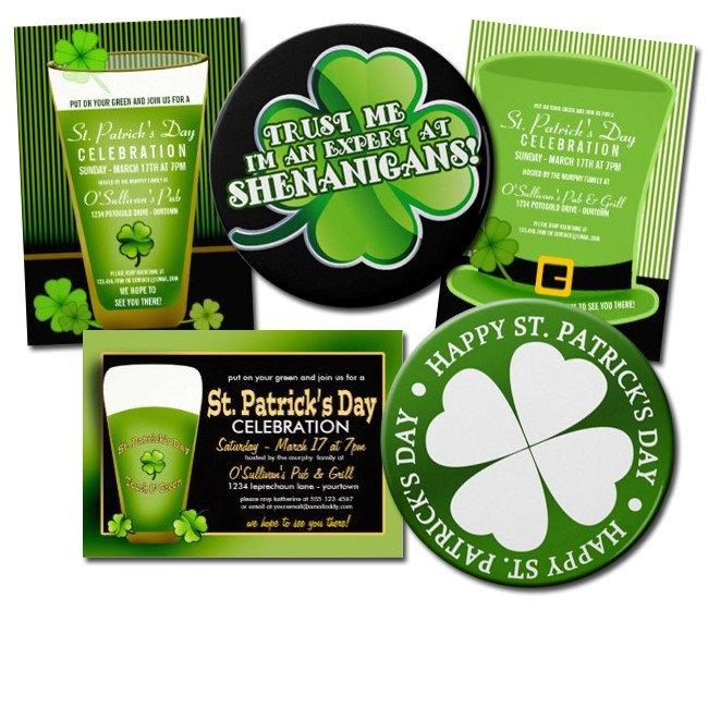 ♦ St. Patrick's Day